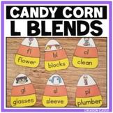 Consonant Blends Halloween Activity