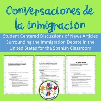 """""""Conversaciones de la inmigración"""" Immigration Issues for"""