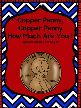 """""""Copper Penny Copper Penny How Much Are You?""""- Coins and their worth"""