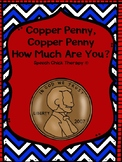 """""""Copper Penny Copper Penny How Much Are You?""""- Coins and t"""