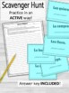 Direct Object Pronouns and Clothing ¡Corre en Círculos! Activity