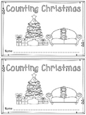 """Counting Christmas"" Emergent Reader (A Christmas/December"