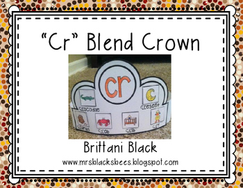 """Cr"" Blend Crown"