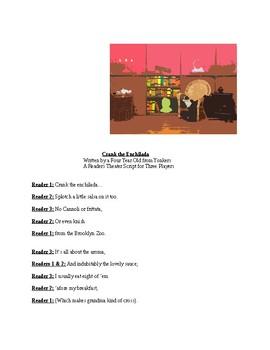 """Crank the Enchilada"" [A Readers Theater Script]"