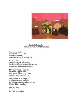 """Crank the Enchilada"" [A Silly Poem]"