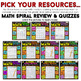 Homework and Math Games Create Your Own Bundle for K-12