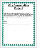 """Create a City"" - IB based project to teach How We Organize Ourselves"
