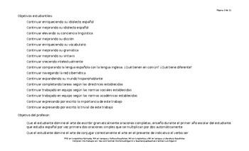 """""""Crucigrama: Gramática, vocabulario y sintaxis-Ser"""" (2 de 6 recursos)"""