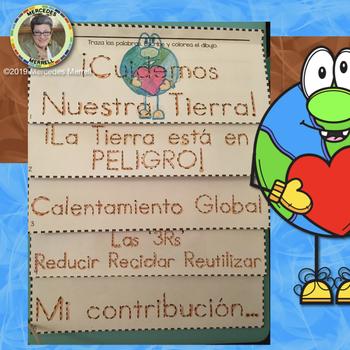 ¡Cuidemos Nuestra Tierra! en ESPAÑOL