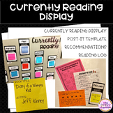 Currently Reading Display