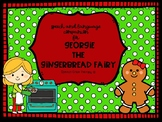 Georgie the Gingerbread Fairy Activities for Speech Therapy
