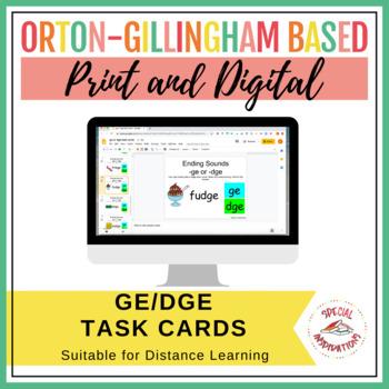 -DGE Task Box (Orton-Gillingham)