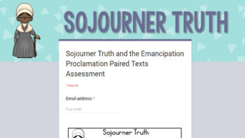 [DIGITAL CLASSROOM] Paired Texts Passages: Abolitionists Grades 4-8