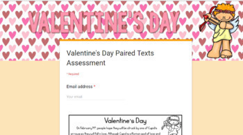 [DIGITAL CLASSROOM] Paired Texts Passages: February and March Grades 4-8
