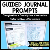 *DIGITAL UPDATE NOTICE* - Guided Journal Prompts