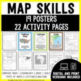 *DIGITAL UPDATE NOTICE* - Map Skills Activities