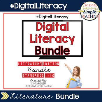 #DigitalLiteracy Literature Bundle