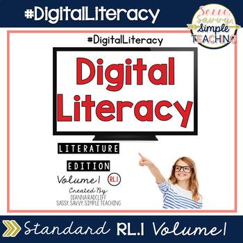 #DigitalLiteracy Volume 1
