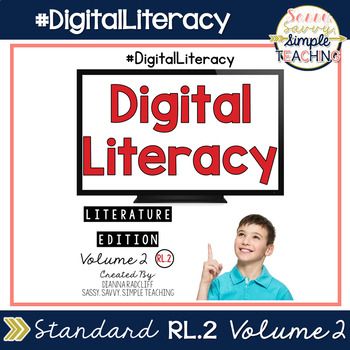 #DIGITALLITERACY Volume 2