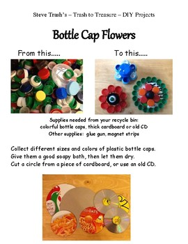 Art Projects: DIY Earth Day Art Activities With Trash!