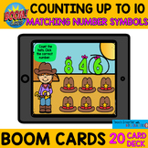 $$DOLLAR DEAL$$ COUNTING TO 10 TEN MATCHING NUMBER SYMBOLS