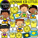 Lemonade Kid Littles {Lemonade Clipart}