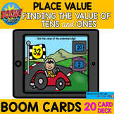 $$DOLLAR DEAL$$ PLACE VALUE FINDING THE VALUE OF TENS and ONES BOOM cards™