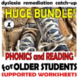 {Dyslexia} {Phonics Older Students}