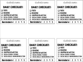 [EDITABLE] Schedule & Assignment Desk Checklists