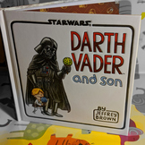 """""""Darth Vader and Son"""" Word Search"""