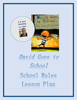 """""""David Goes to School"""" Rules Lesson"""