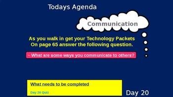 (Day 10) Communication