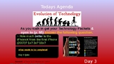 (Day 3) Exponential Growth & The Evolution of Technology