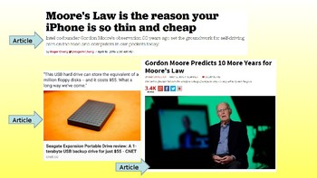 (Day 4) Moore's Law