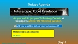 (Day 8-9) Futurescape: Robot Revolution