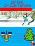 """Dear Santa, Love, Rachel Rosenstein"" read aloud activities"