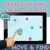 Magic Move & Find Articulation & Language Growing Bundle D