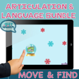 Magic Move & Find Articulation & Language Growing Bundle D