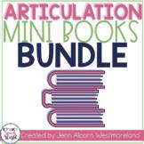 Articulation Homework Readers Bundle