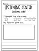 ❄December QR Code Listening Center❄