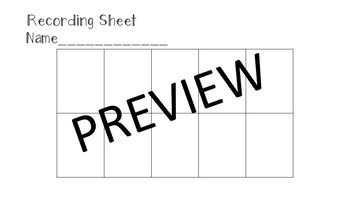 **Decimal Operations Scavenger Hunt** 6.NS.C.3 w/Recording Sheet and Answer Key