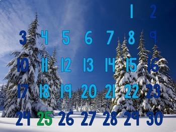 {Défi de gentillesse} A French Random Acts of Kindness Advent Calendar
