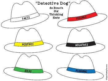 """Detective Dog"" by Julia Donaldson - HOT comprehension resources"