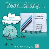 """""""Diary of a wimpy kid"""" - book 1: hands-on project unit"""