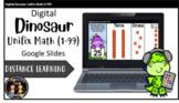 (Digital) Dinosaur Unifix Math (1-99)