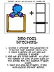 """""""Dino-noes"""" Domino Addition Task Card Activity"""