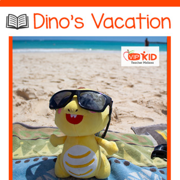"""Dino's Vacation"" Storybook"