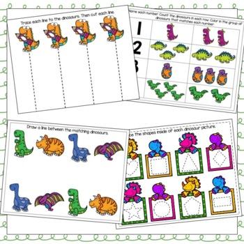 """Dinosaur Roar"" Toddler Curriculum"