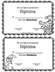 «Diplomas de Reconocimiento» Recognition Diplomas