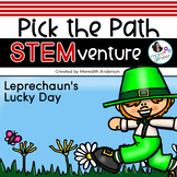 St. Patrick's Day STEM Activities with a Leprechaun